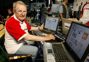 Интернет замедляет старение