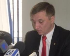 Голову облради Тернопільщини забрали в міліцію