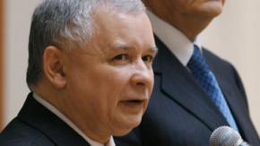Качиньского выдвинули кандидатом в президенты Польши