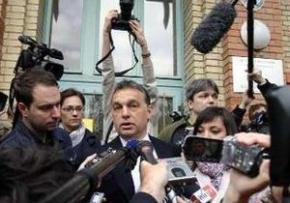 Парламентські вибори в Угорщині завершилися переконливою перемогою правоцентристі