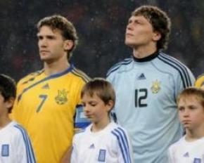 Сборная Украины по футболу сыграет с канадцами