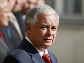 Разбился самолет президента Польши