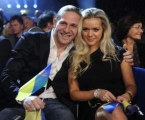 Британці вважають дружину українського футболіста Вороніна - найсексуальнішою