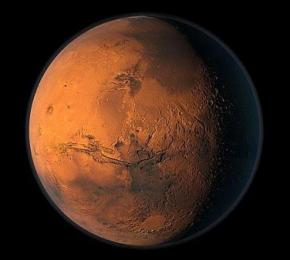 Американцы полетят на Марс в 2030-е годы