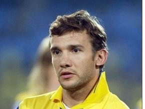 Шевченко признан лучшим и самым легендарным футболистом Украины