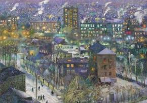 У Києві на аукціон виставлять роботи класиків українського живопису