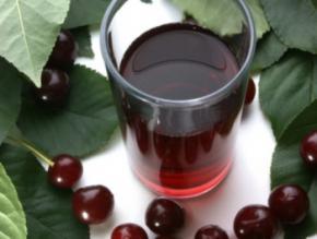 Вишневый сок эффективен при профилактике артрита