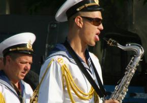 В Севастополе проходит фестиваль Война и мир