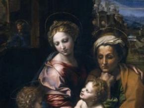 Знайдена невідома картина Рафаеля