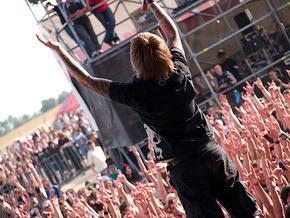 В Херсоне пройдет международный рок-фестиваль