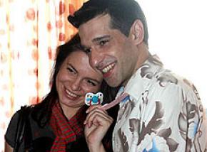 Максим Нелипа готовится второй раз стать отцом.