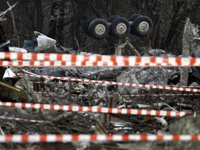 Польща і Росія розійшлися в думках щодо причин катастрофи літака Качинського