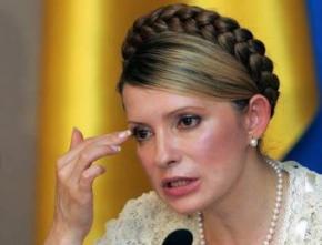 Тимошенко хоче провести дебати з Януковичем і Азаровим