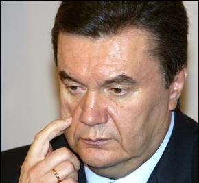 Открыто производство по делу об отрицании Януковичем Голодомора