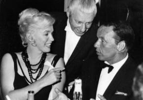 Френк Сінатра і Мерилін Монро причетні до спроби мафії очорнити Кеннеді
