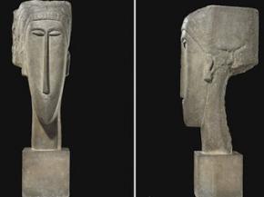 Скульптуру Модильяни продали за 52 миллиона долларов