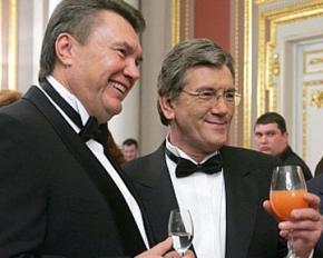 Партія Ющенка може замінити Симоненка в союзі з Януковичем