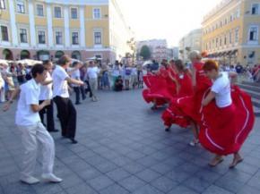 В Одесі стартував фестиваль аргентинського танго