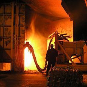 Украина удержалась в топ-10 крупнейших производителей стали