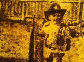 Художник створив панно з 200 тисяч мертвих мурашок