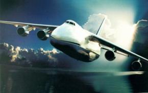 Украинский самолет «Антонов» принимает участие в тендере на самолеты-заправщики для США