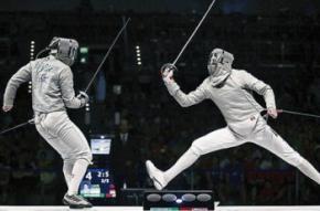 Украинские саблисты взяли «серебро» чемпионата Европы