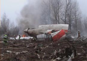 На пілотів літака Качинського чинили тиск