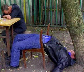 Алкоголь проникает в мозг за 6 минут