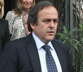 Президент УЄФА Мішель Платіні госпіталізований