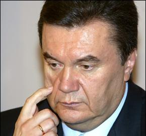 Украинцы перестали верить в Януковича