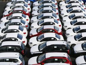 В Україні зросли продажі автомобілів