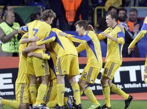 Рейтинг сборных FIFA: Украина обошла Мексику