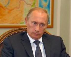 За красивым фасадом у Путина ничего нет, огонь поставил Россию на колени