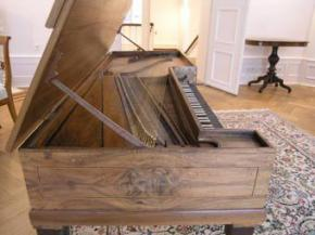 В Баден-Бадене нашли фортепиано Моцарта