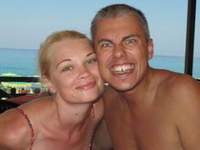 Андрей Доманский и Лидия Таран расстались