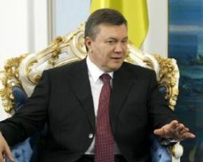 Янукович звільняє районних голів на Західній Україні
