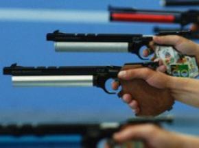 На Чемпионате мира по стрельбе украинцы отстрелялись на 5 медалей