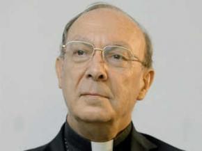 В бельгійського архієпископа жбурнули тортом