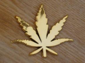 Німецьких наркополіцейських одягнули у форму з зображенням марихуани