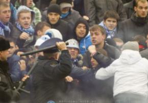 Федерації футболу України посилила покарання за безлади на стадіонах