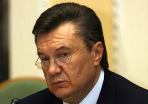 Більшість українців не схвалює діяльність Януковича
