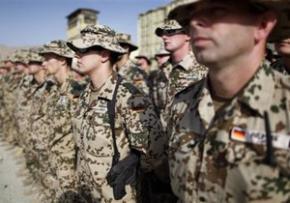 Немцы планируют масштабное наступление на талибов в Афганистане