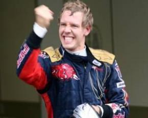 Феттель выиграл Гран-при Бразилии
