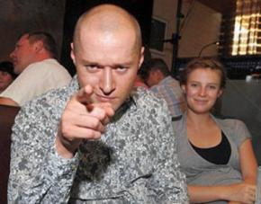 У лидера «Бумбокса» Андрея Хлывнюка родился сын