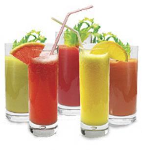 Так чем же полезен свежевыжатый сок ?