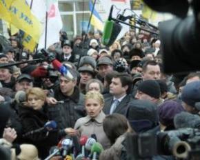 Экс-дипломат считает, что из-за Тимошенко может пролиться кровь