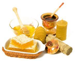 Лучшее средство от похмелья - мед