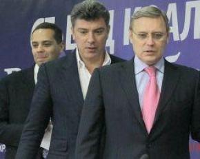 У Росії опозиція об'єдналася в партію