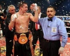 WBA визнала українського боксера кращим у Європі