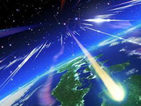 В новогоднюю ночь на Землю прольется звездный дождь